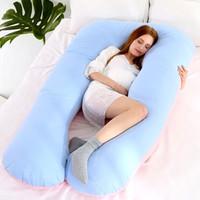 Высокое качество всего тела гигантская беременность подушка для беременных и беременных женщин боковая спальная подушка