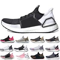Großhandel Adidas Ultra Boost 2019 Multicolor Laser Red Oreo Refract Dark Schuhe Herren Damen UltraBoost 19 UB 5.0 Schwarz Weiß Multi Sneakers Schuh