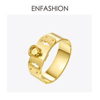 Enfashion Schmuck Kreis Ring Breite Manschette Armband Noeud Armband Gold Farbe Armreif Für Frauen Armbänder Manchette Armreifen J190722