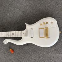 الحرة الشحن سلسلة الأمير الأبيض سحابة الغيتار - يد مصنوعة ث / حالة