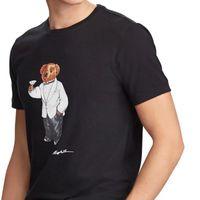 Polo Cheers Bear camiseta hombre camiseta EE. UU. Verano manga corta camiseta algodón hombres sexy camisetas M L XL 2XL dropshipping
