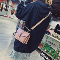 1ea652379e7f Hot Fashion Women Sling Bag PU Leather Handbag Girls Shoulder Messenger Bags