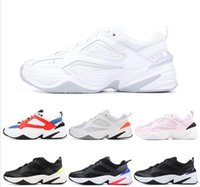 Nike W M2K Tekno Klassische M2K Tekno GEL Paris Pink Dad Sportschuhe Denim Camo Be Ture ALL Schwarz Triples Weiß Damen Herrenmode Trainer Designer Sneakers