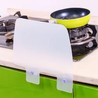 Mutfak vantuz Lavabo Su Splash Guard bölme Kurulu kirletmek savunma için mutfak aracı