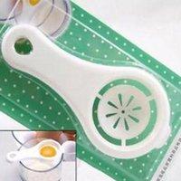 Новый Творческий Пластиковые Яичный желток сепаратор Разделение Переработка яиц Essential Кухня Гаджет Приготовление выпечки Инструменты