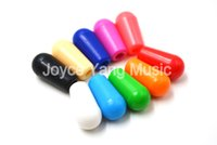 Niko 100pcs 10 Renkler 3 Yönlü LP Stil Elektro Gitar Ücretsiz Kargo toptan için Geçiş İpuçları Caps geçiş
