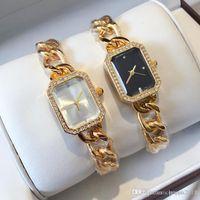 Relojes De Marca Mujer New Top Brand Мода Женщины часы браслет из нержавеющей стали Марка Роскошные ювелирные изделия пряжки леди наручные часы Классические кварцевые
