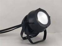 4pcs en aluminium DJ Par RGBW 200W LED PAR64 dmx torchis par ip65 torchis étanche LED Par Can Lumières