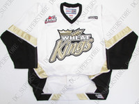 New Arrival. Cheap custom BRANDON WHEAT KINGS WHL WHITE PRO CCM HOCKEY  JERSEY stitch add any number any name Mens ... 726d64263