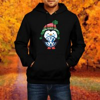 Vw Volkswagen Penguin Winter Geschenk Men Herren Sweatshirt ...