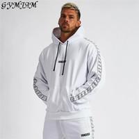 Мода уличная мужская одежда 2019 новые мужские толстовки хлопчатобумажный пуловер jogger свободная спортивная одежда бренд качество толстовка