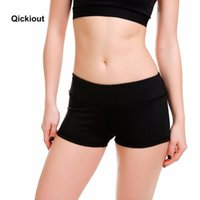 Damen Shorts Qickitout Mode Fashion Color Plaid High-Tailles Casual Frauen Jeans Häkeln Fitness Dehnung