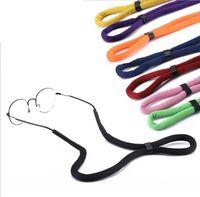 Flutuante Natação Esporte Sunglasses Strap Óculos Óculos Óculos Anti-Deslizamento Cadeia Cadeia Cadeia Suporte De Moda Acessórios Presente de Natal