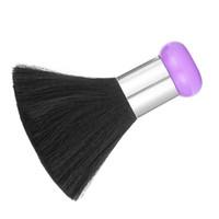 Cou Plumeau, brosse douce pour le visage, le cou avec Perfect cheveux doux fibre outil pour Barber Shop Salon de nettoyage Haircut cheveux