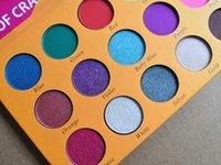 disponibile! spedizione SCATOLA DI PASTELLI ombra Eyeshadow Palette iShadow 18 luccichio di colore opaco della gamma di colori di occhio di trucco cadere
