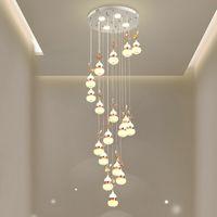 Avizeler aydınlatma modern yenilik kabak kolye ışıkları lamba doğal ağaç dalı süspansiyon Noel ışık otel yemek odası aydınlatma 645