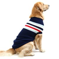 Pets Dog Clothes Large Dog Autumn Winter Clothing for Labrad...
