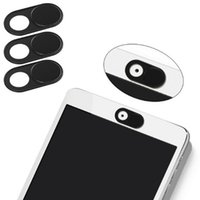 3 PCS Universal Webcam Cover Strong Adhensive for Mobile Pho...