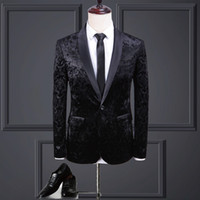 Black Dress Jacket Mens Fine Stylish Quality Formal Wedding ...