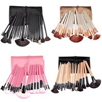 24Pcs Makeup Brushes Set Powder Foundation Eyeshadow Make Up...