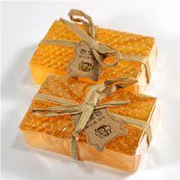 100g Honig Kojisäure Seife Handgemachte Seife Whitening Gesichtspflege Replenishing Naturbad Körperpflege Intensivreinigung Arbutin Seife