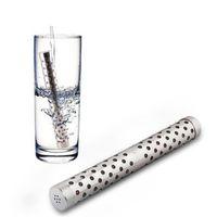 Alkaline Water Stick Hidrógeno Negativo ION Ionizador PH Minerales Varita Purificador de Agua Tratamiento de Filtro Tamaño de Viaje de Salud Portátil