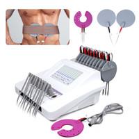 تردد استخدام المنزلي الرقمي نظام التحويل العضلات الثدي تحفيز مكركرنت الكهربائية الجسم التخسيس تدليك آلة الجمال