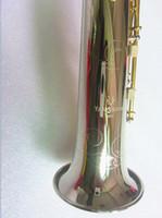 Le novità Giappone YANAGISAWA SS-W037 B flat Sassofono Soprano Strumenti musicali Sax Nickel silver plated con il caso professionale