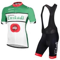 1db38f2e5 New Arrival. 2019 TEAM Euskadi Cycling Clothing Bike Jersey Ropa Ciclismo Quick  Dry Men MTB ...