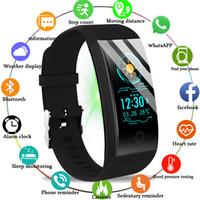 2020 Neue Männer Smart-Uhren Blutdruck Herzfrequenz-Monitor Basketball Fitness Tracker Smart-Sport-Uhr Reloj inteligente Armbanduhren