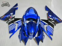 Free Customize fairings for Kawasaki 2004 2005 Ninja ZX- 10R ...
