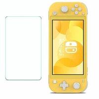 9H temperli cam için Nintendo Anahtarı Lite HD çizilmeye karşı Cam Ekran Koruyucu 100pcs / lot hiçbir perakende paket