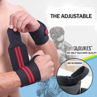 1Pcs Men Sports Gym Weightlifting Wrist Protector Power Trai...