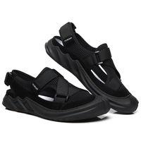 الصنادل sandalia الفقرة للأحذية الرياضية HOMBRE 2020 ساندل رجل zandalias إته صاندالي sandalsslippers عمل الجلود الرومانية رجال دي