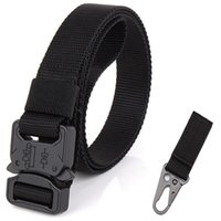 Nylon Belts Army Tactical Belts Molle Automatic Insert Metal...