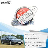 ZUK универсальная крышка бака для воды крышка радиатора 1.1 Крышка для HONDA ACCORD CIVIC для Acura CL 19045-PAA-A01 19045PAAA01 KH-C31 19045-PM3-004