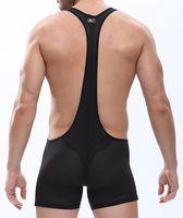ماركة مثير الرجال الملابس الداخلية الملاكمين شبكة ارتداءها السراويل الكورسيهات الذكور الجسم جذوع مضحك الملابس حللا مثلي الجنس جنسي الملابس الداخلية