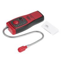 Freeshipping probador de alarma portátil Mini Hidrocarburos Analizador de Gas detector del sensor del medidor de gas combustible en busca de fugas Localización Determinar