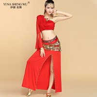 Bollywood Oriental Dance 2 3 5pcs Set Adult Belly Dance Cost...