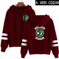 Riverdale Serpents Hoodie Uomo Donna South Side Riverdale Southside Boys Girls Felpe oversize Pullover Felpe con cappuccio Streetwear Ypf357