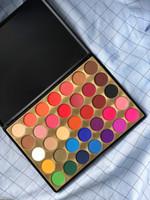 (Vendita calda) 2019 Hot trucco di vendita Ombretto 35 colori della gamma di colori della gamma di colori Eye Shadow DHL