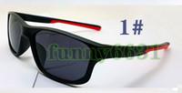 10pcs Bajo las mujeres nuevas gafas de sol mujeres del estilo de la moda se divierte los vidrios deportes de ciclo al aire libre Gafas de sol 5COLORS barato el envío libre