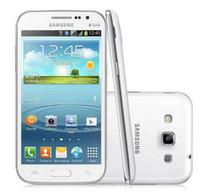 i8552 original desbloqueado recondicionado Samsung Galaxy Win DUOS I8552 GSM Quad Core 4.7 '' Android RAM 1 GB ROM 4 GB Dual SIM Celular