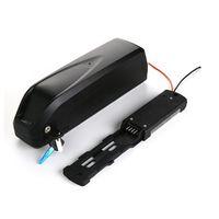 Pacco batteria ebike 52V 13Ah 48 V 15Ah 16Ah 36 V 20Ah LG / Panasonic Li-ion Cell Biteria Bateria per 1000W Bbs02 750W 500W 350W Motore