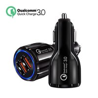 USB car charger dual port QC3. 0 fast charge 18W Adapter univ...