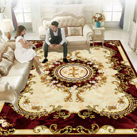 New sales- Luxury European Style Super Soft Printed Carpet A...