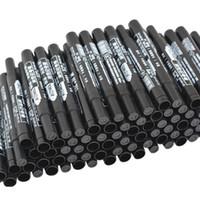 أسود الأحمر العلامات الزرقاء المسح مكتب كتابات المدرسة أقلام السبورة الكتابة القلم القلم
