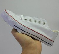 2019 New star big Size 35-45 High top Scarpe casual Low top Style stelle sportive chuck Scarpe classiche Sneakers in tela Scarpe uomo / donna Canvas