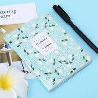 Mirui linda Cuaderno Diario Mensual Planificador semanal Notebook Agenda Calendario Escuela Estacionario regalo