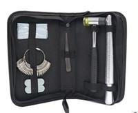 mix 4kinds EU/US/HK/JP jewelry tools ring sizers kit